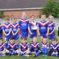 Sharlston Rovers Juniors vs. West Bowling
