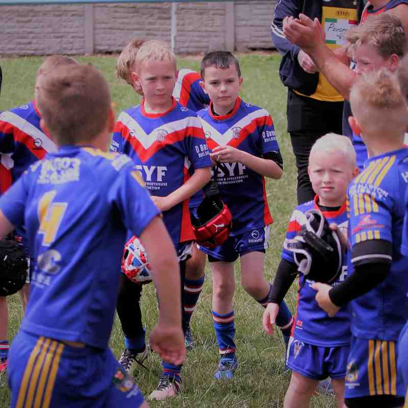 25-6-17 Under 9's v York Acorn