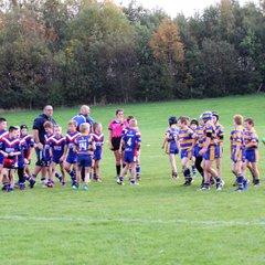15-10-17 Under 9's v Oulton Raiders