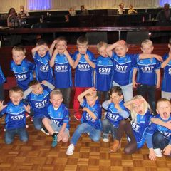 Tots and under 6's presentation night 2017