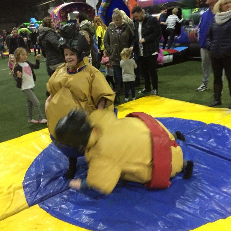 Inflatable ape 17-2-18