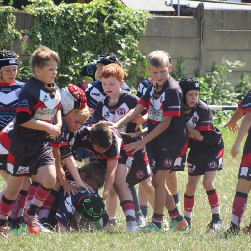 U9's v Normanton Knights 15.07.2018