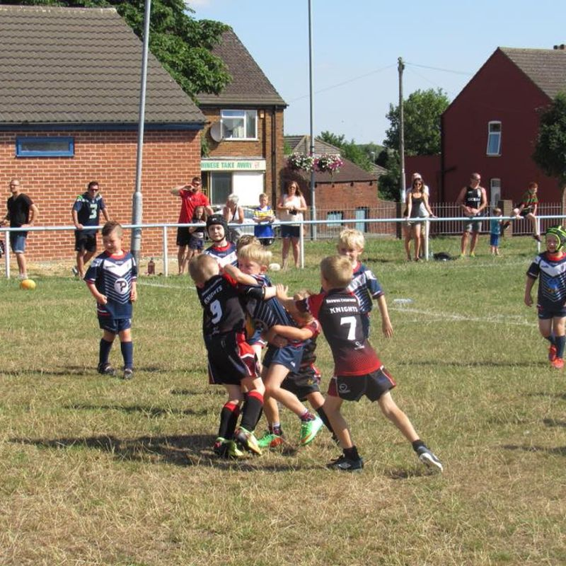 U7's v Normanton Knights 15.07.2018