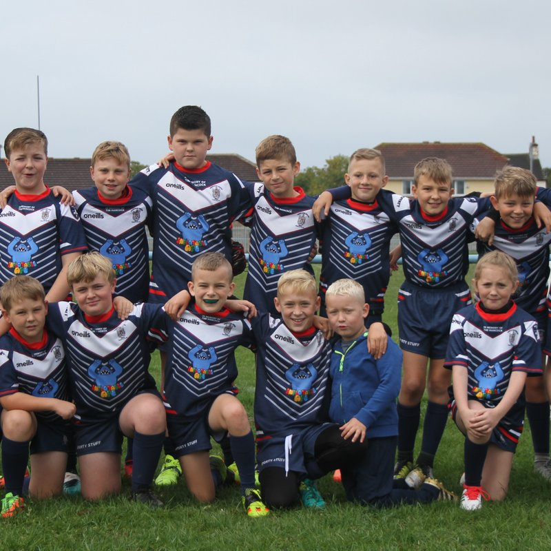 under 10's lose to Stanningley