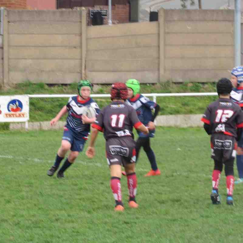 Under 9's v Normanton knights 30.09.2018