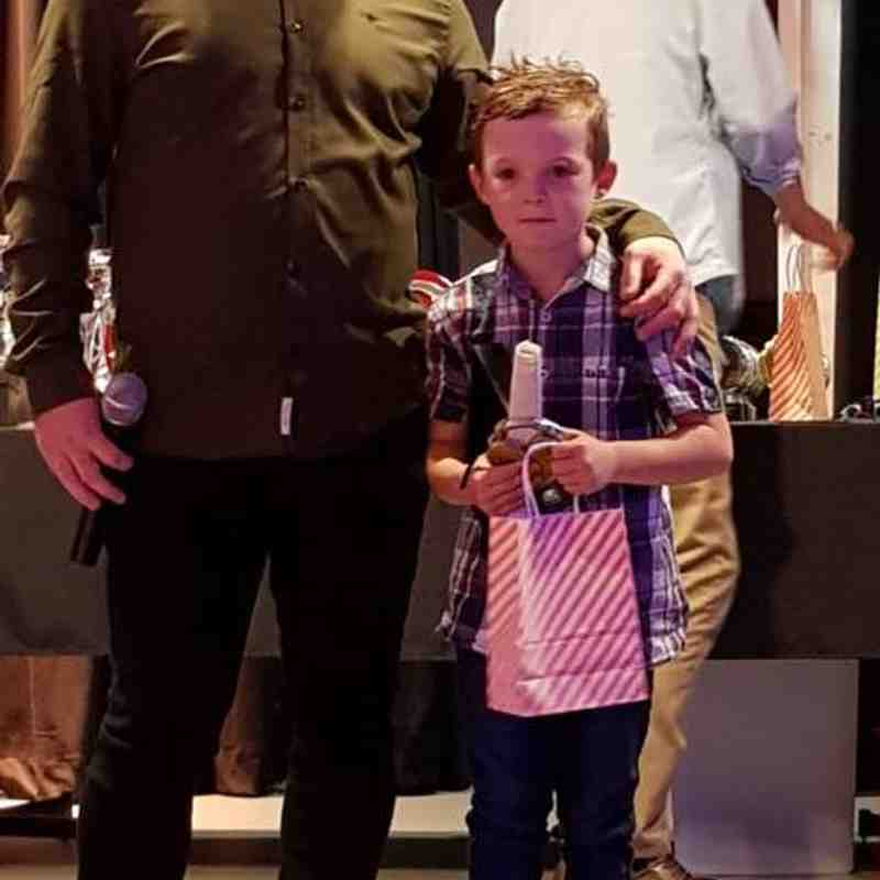 U7'S PRESENTATION NIGHT 9-11-2018