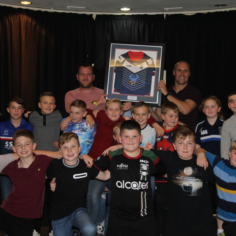 Under 10's Presentation Night