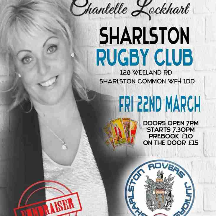 Chantelle Lockhart - Sharlston Rugby Club