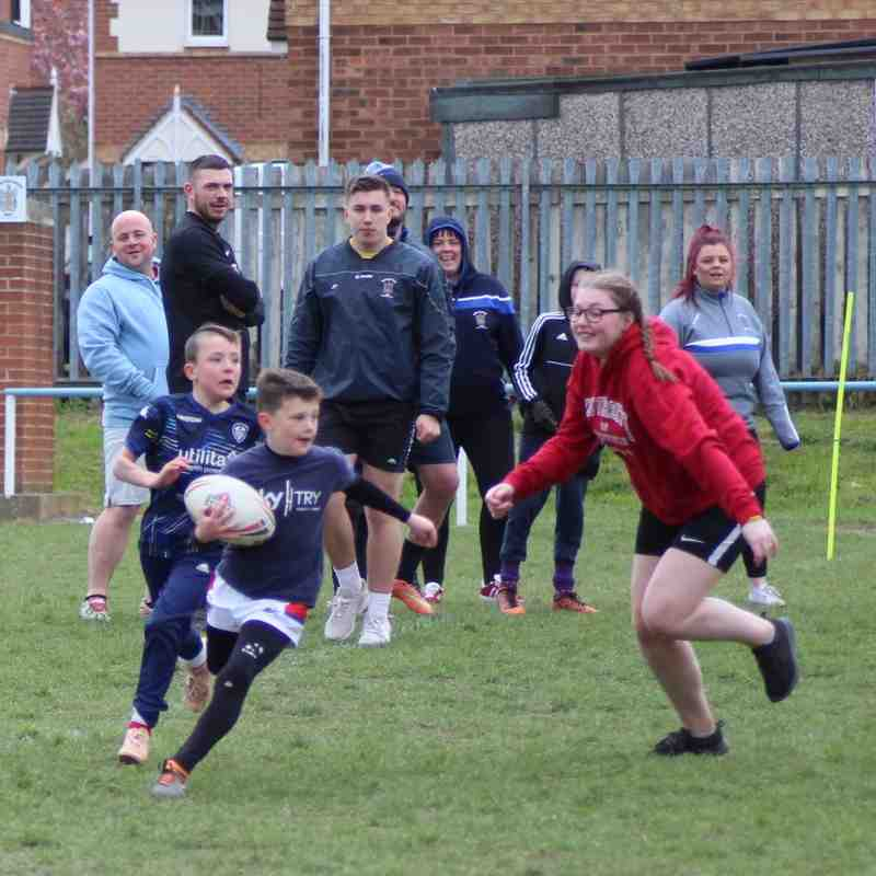 Touch Rugby 14-4-19