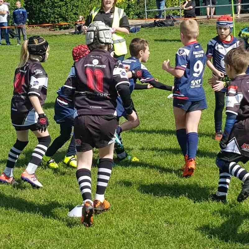 U8s Away to Wyke 120519