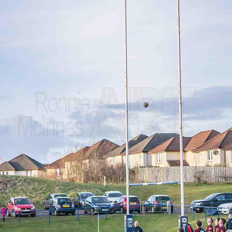 Livi first XV v North Berwick