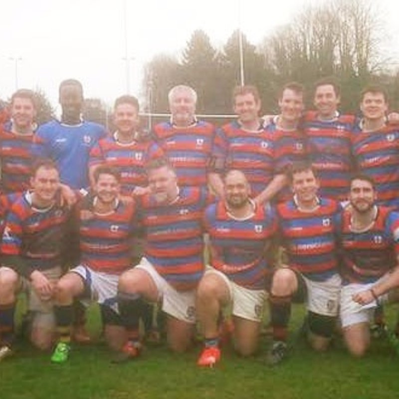 Wanderers XV lose to Warlingham 2nd XV