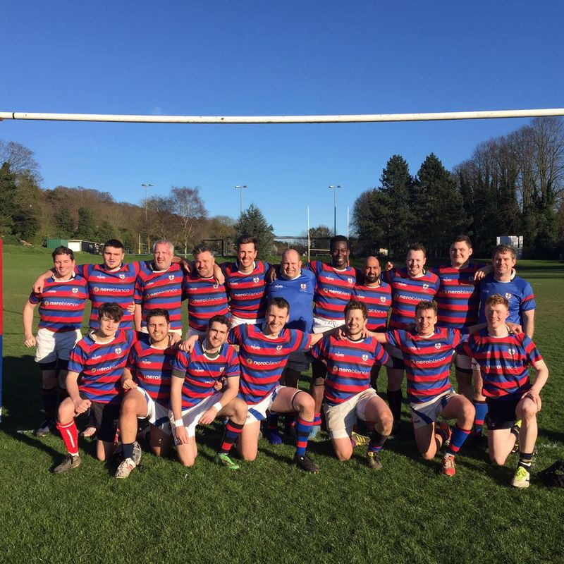 Old Whitgiftian Wanderers vs. Chipstead 2nd XV