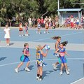 Club Netball Training for Years 3 - 6