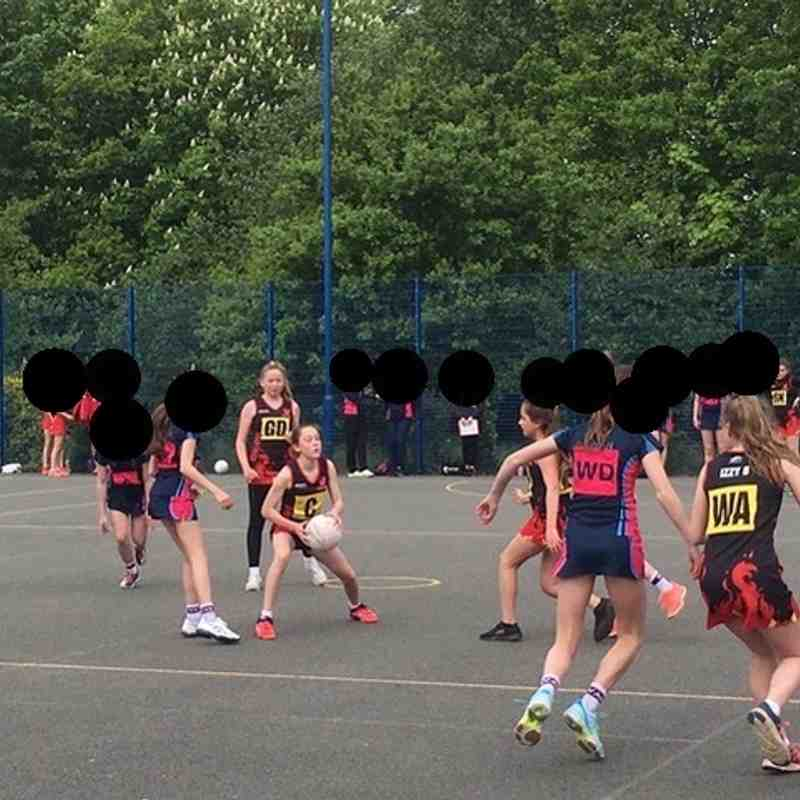Sprites at Rushmoor Tournament 12 May 2018