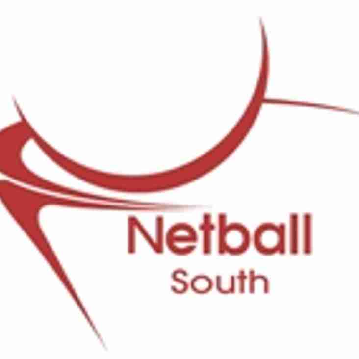 Bucks Phoenix Support Netball South Regional Entry Tournament