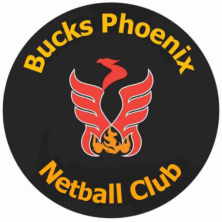 TRIALS GOING AHEAD......Bucks Phoenix Netball Trials - CHANGE OF DATE