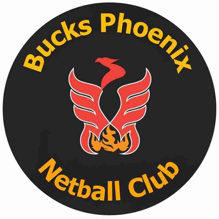 Bucks Phoenix Regional Trials U13, U14, U16 & U19