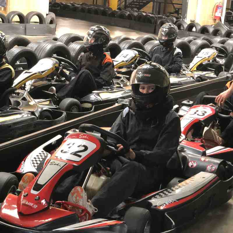 Club Go Karting - 30 June 2018