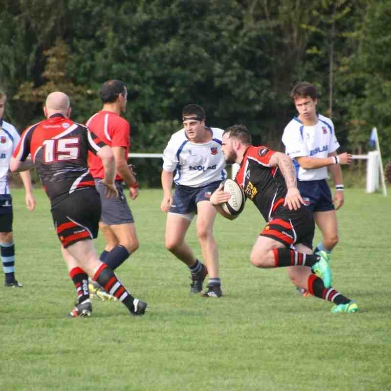 Eagle v Winnington Park 10/09/16