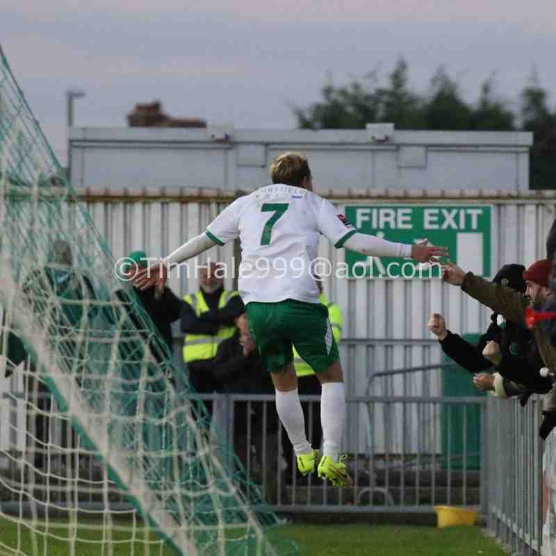 Rocks v Wingate & Finchley 5th Nov 2016