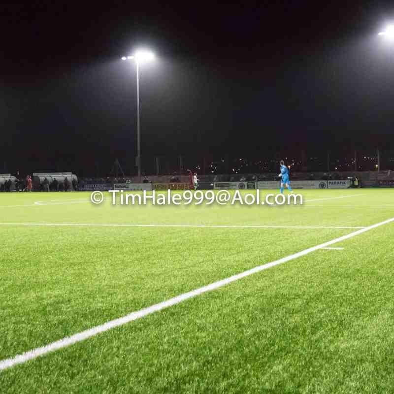 Rocks v Crawley Town (Sussex Senior Cup Semi-Final)
