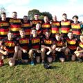 2ndXV lose to BALLYMONEY 82 - 10