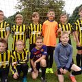 U12 Saints beat Avishayes Combe Youth U12 Raiders 0 - 2