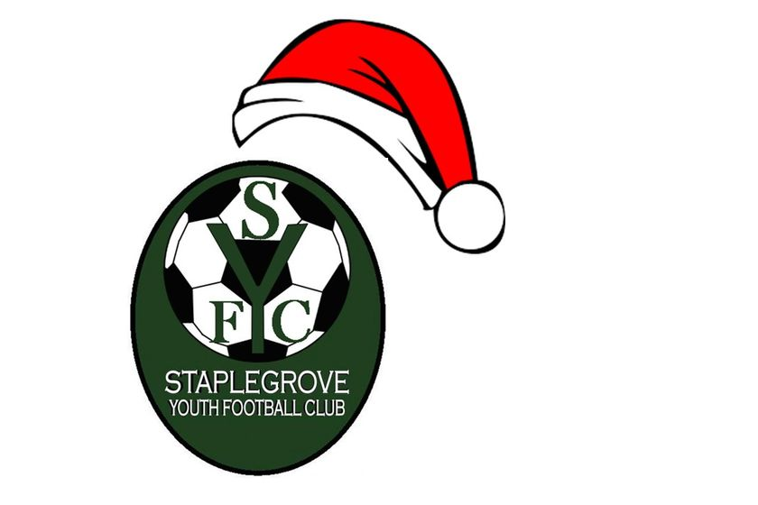 Christmas Message from Staplegrove Youth Football Club