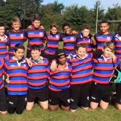 Old Whits U13s