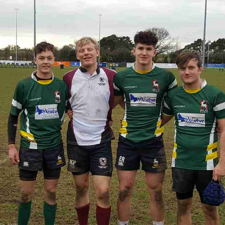 A great County outing for Royston U17s