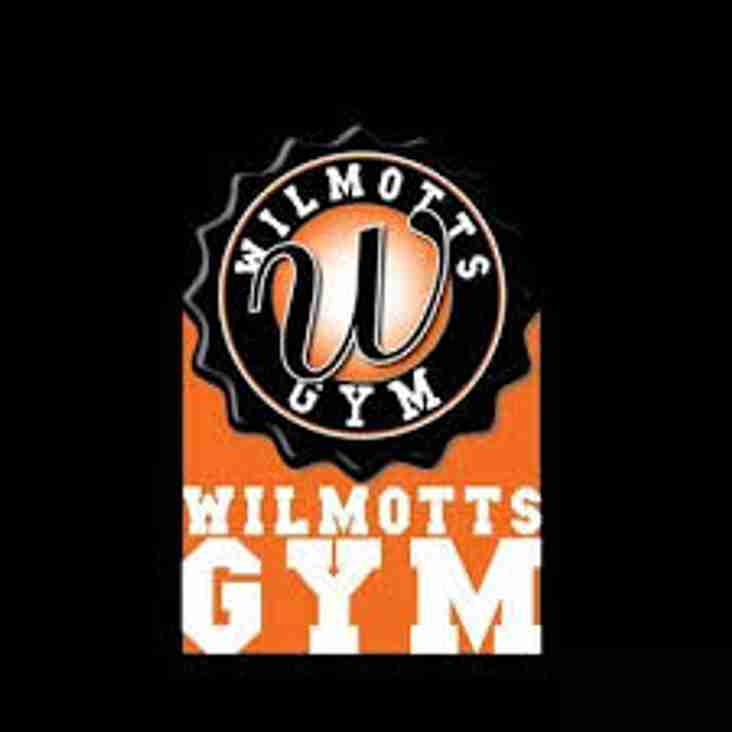 Wilmotts Gym family open day