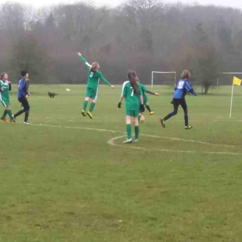 U14 vs Great Horwood - Sat 18th Feb 2017
