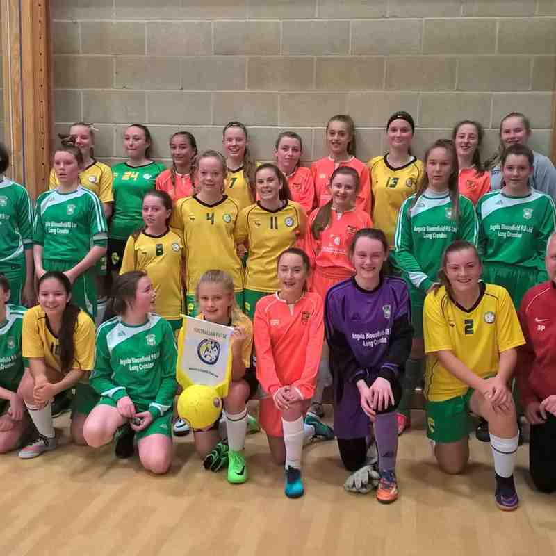 Mavericks Futsal - AFA Spring Tour - Wed 3 May 2017