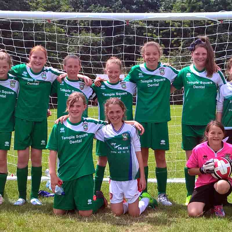 U12 Aylesbury United Tournament - Sunday 18th June 2017