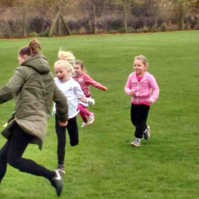 FA Girls' Football Week - MiniDucks for Girls - Taster Session & Training - Sat 11 Nov 2017