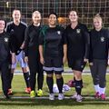 England Hockey vs. Aylesbury United Ladies & Girls FC