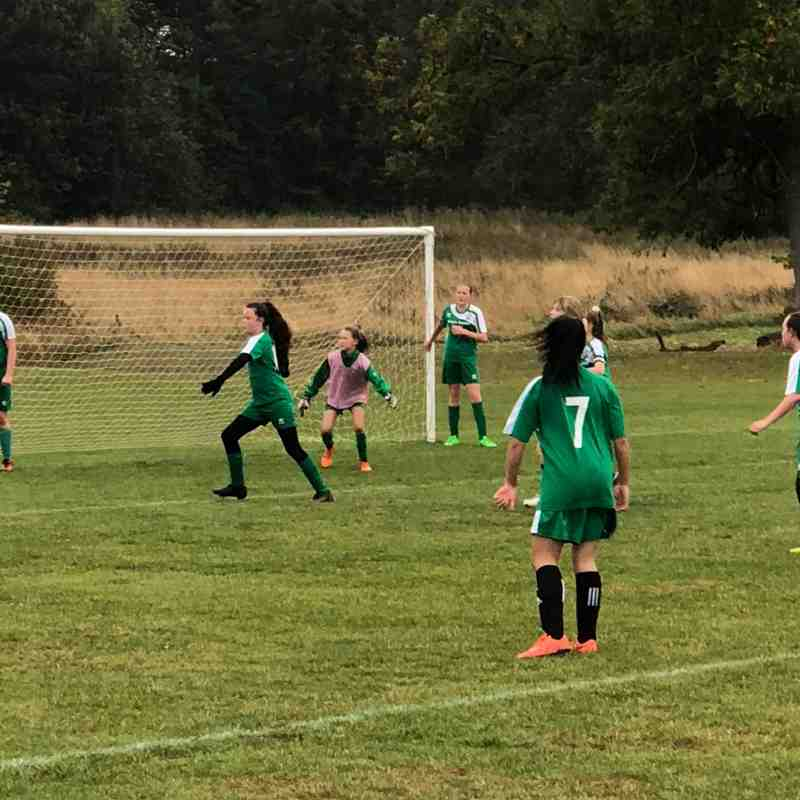 U14 v Bedford Girls Sat 6 Oct 2018