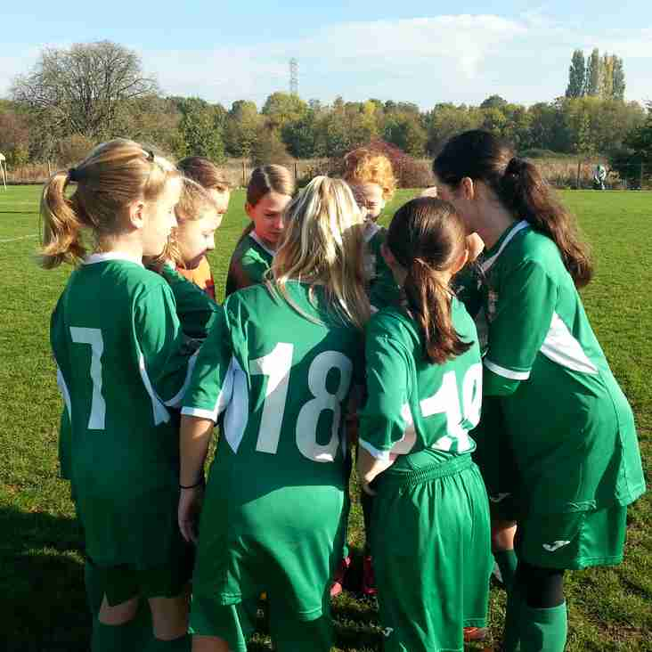 Vote now! Ducks need your support to grow girls' football