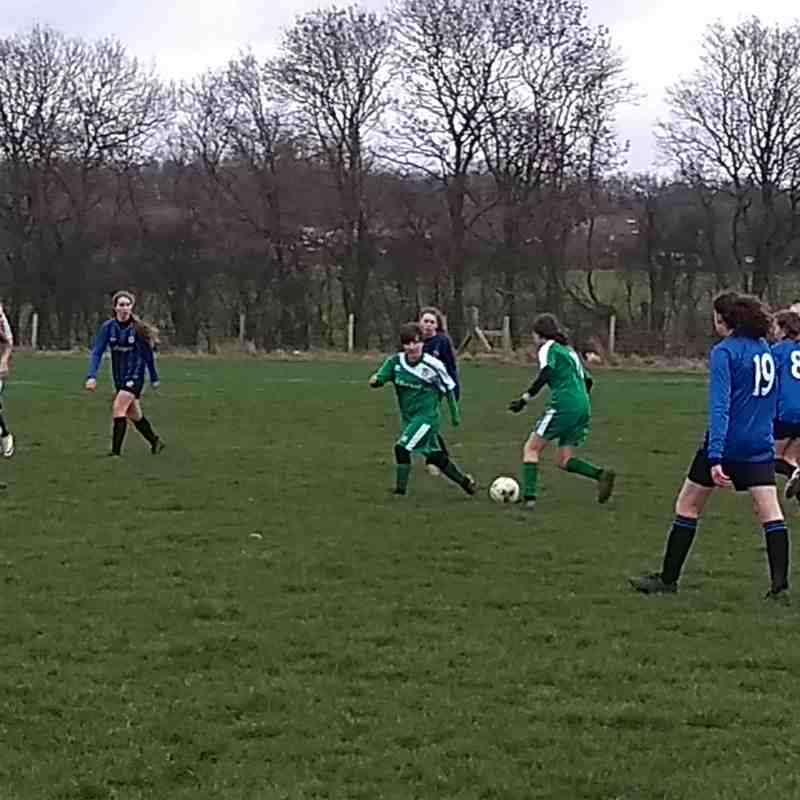 U16 v Great Horwood Sat 12 Jan 2019
