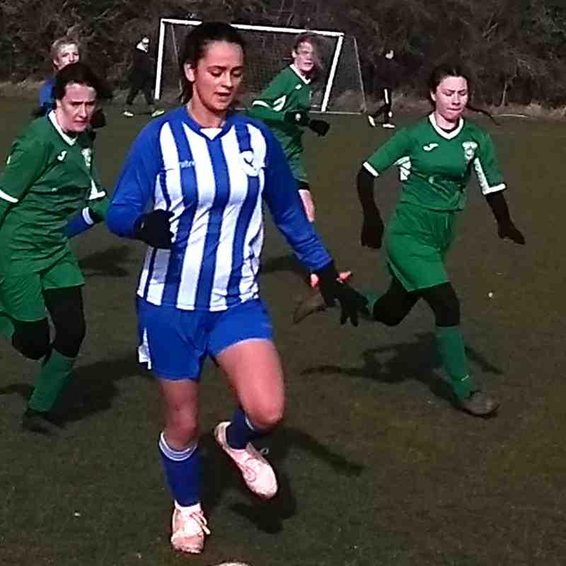 U16 v Flitwick Eagles Whites Sat 9 Feb 2019