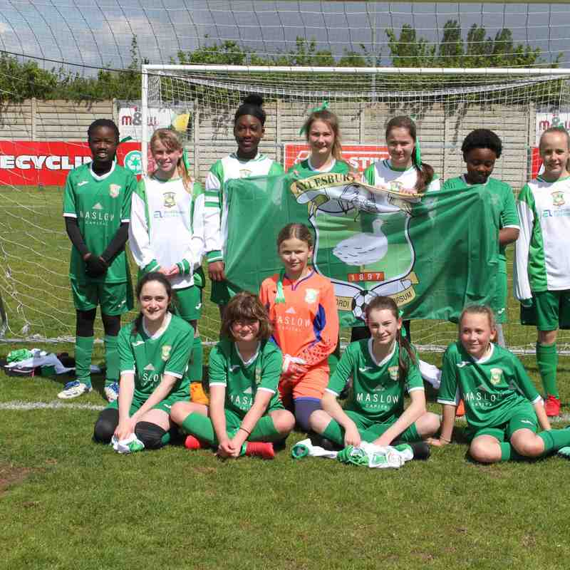 U12 Greens v Whites BGFL Cup Final Sat 4 May 2019