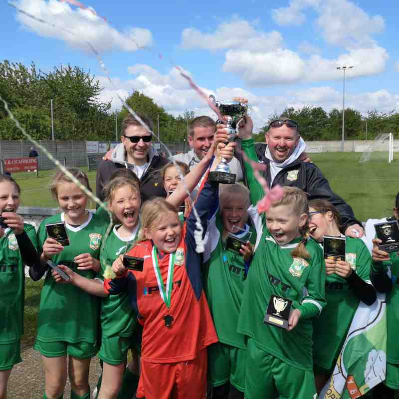 U10 v Chesham United BGFL Cup Final Sat 4 May 2019