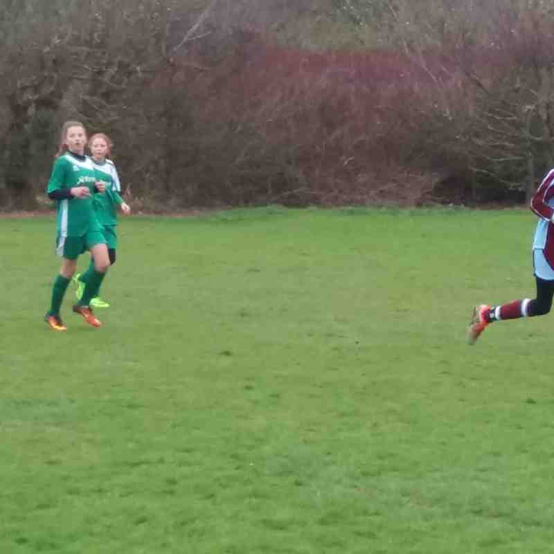 U14's vs Chesham United - Saturday 18th March 2017