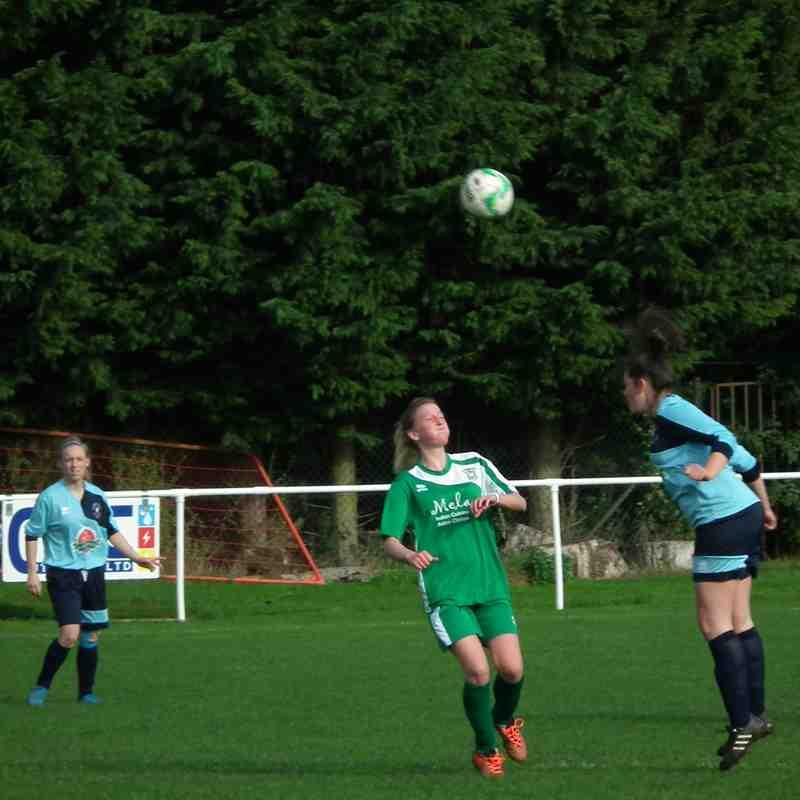 Aylesbury United Ladies vs Buckingham Athletic FC - Sunday 15th October 2017