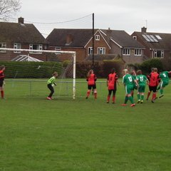 Aylesbury United Ladies vs Chinnor Ladies Sunday 29th April 2018