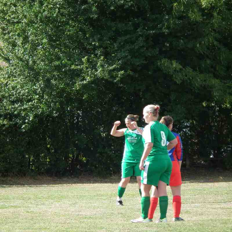 Aylesbury United Ladies vs Tower Hill Ladies Sunday 16/9/18
