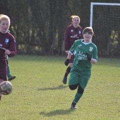 Aylesbury United Ladies vs City Belles Sunday 10/3/19