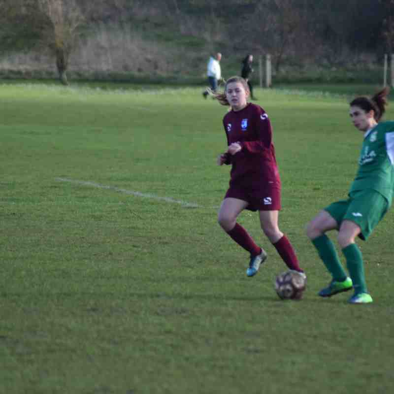 Aylesbury United Ladies vs City Belles Sunday 10/3/19