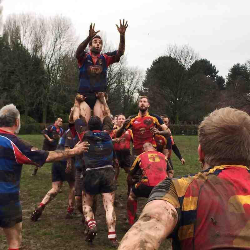 Vale B  v  Bury 2  02-04-16